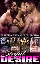 Sinful Desire : Threesome Romance Collection