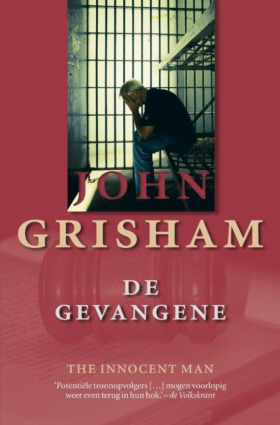 De gevangene - John Grisham |