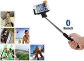 Selfie Stick met Bluetooth afstandsbediening in handvat