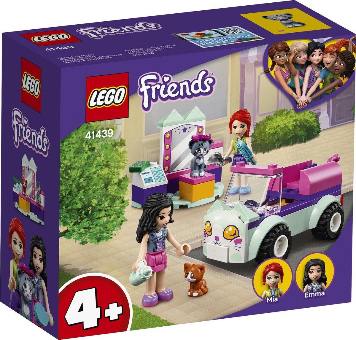 LEGO Friends 4+ Kattenverzorgingswagen - 41439