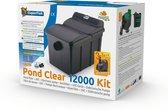 SuperFish Pond Clear Kit 12000 UVC-13W- Pomp 5000 l/h