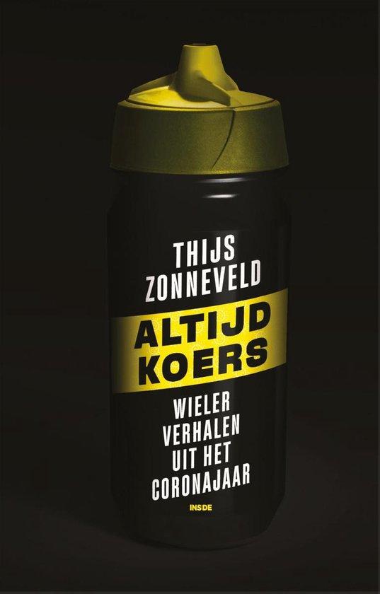 Boek cover Altijd koers van Thijs Zonneveld