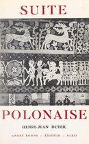 Suite polonaise