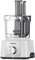 Kenwood MultiPro Express FDP65.450WH - Foodprocessor - Wit