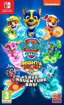 Paw Patrol:  Mighty Pups Save Adventure Bay - Switch