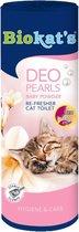 6x Biokat's Deo Pearls Babypoeder 700 gr