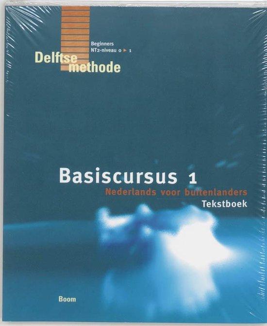 De Delftse methode - Basiscursus 1 Nederlands voor buitenlanders