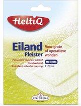 Heltiq - 8 x 10 cm - 5 stuks - Pleisters