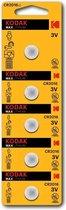Kodak Max lithium CR2016 blister 5