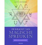 De Kracht Van Magische Spreuken Boek En Kaart - 1Set