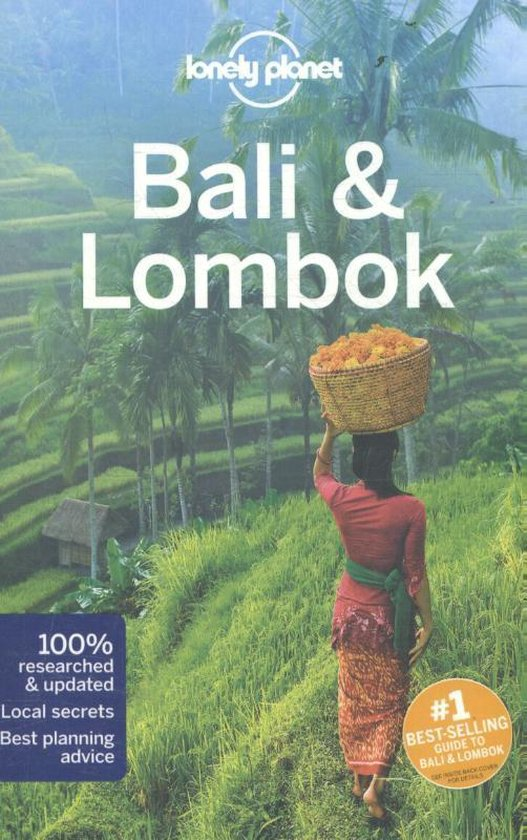 Lonely Planet Bali & Lombok - Ryan Ver Berkmoes