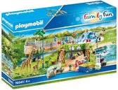 PLAYMOBIL Family Fun Dierenpark - 70341