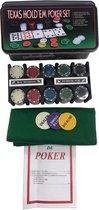 Texas Hold'em Poker Set