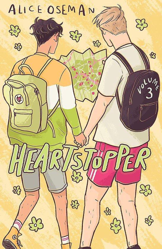 Boek cover Heartstopper Volume Three van Alice Oseman (Paperback)