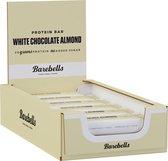 Barebells White Chocolate & Almond 12/55g