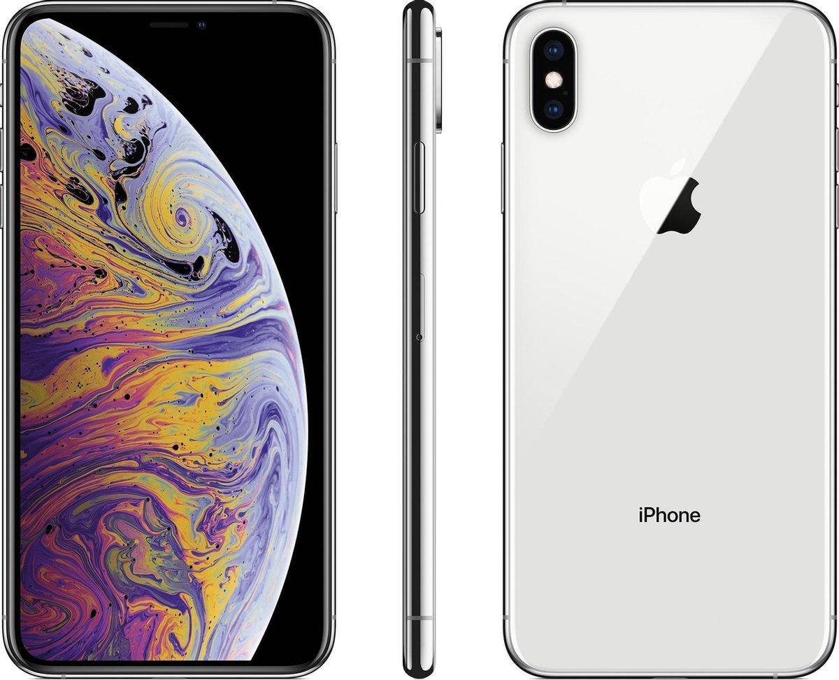 Apple iPhone XS Max - Refurbished door SUPREME MOBILE - A GRADE - 256GB - Zilver