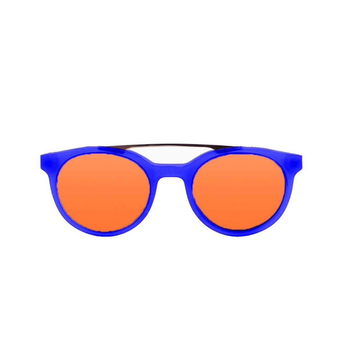Ocean Sunglasses - Zonnebril - Unisex - 10200-11_TIBURON_TRANSPARENTBLUE-RED - Ocean Sunglasses