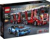 Afbeelding van LEGO Technic Autotransportvoertuig - 42098