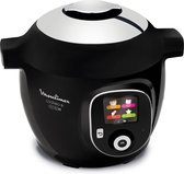 MOULINEX ELECTRIC PRES COOKER CE855821