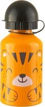 Drinkfles tijger met drinktuit - Sass & Belle