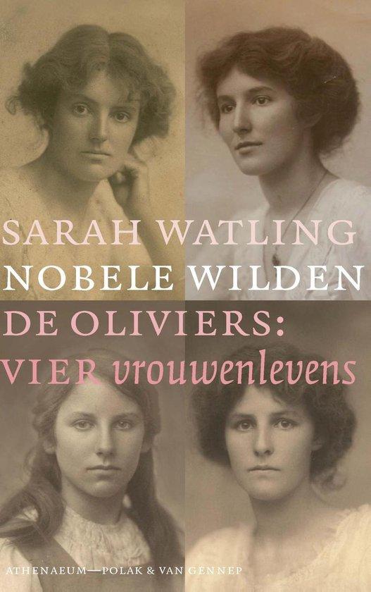 Boek cover Nobele wilden van Sarah Watling (Paperback)