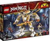 LEGO NINJAGO Legacy Gouden Mech - 71702