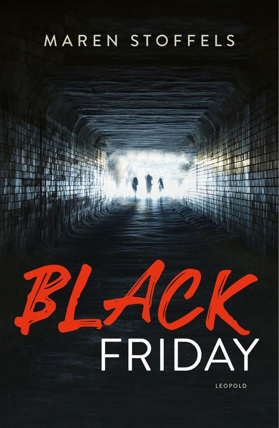 Boek cover Black Friday van Maren Stoffels (Paperback)