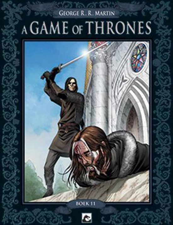 Game of thrones 11. deel 11/12 - George R.R. Martin |