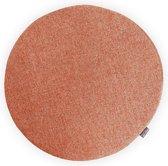 Nolon universeel zitkussen - Rond - Terracotta rood
