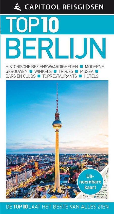 Capitool Reisgids Top 10 Berlijn - Capitool  