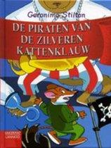 Boek cover Geronimo Stilton 3 - Piraten Van De Zilveren Kattenklauw van Geronimo Stilton (Hardcover)