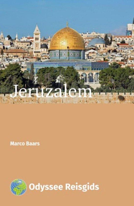Odyssee Reisgidsen - Jeruzalem - Marco Baars  