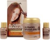 KATIVA Braziliaanse smoothing straight-systeem Kit