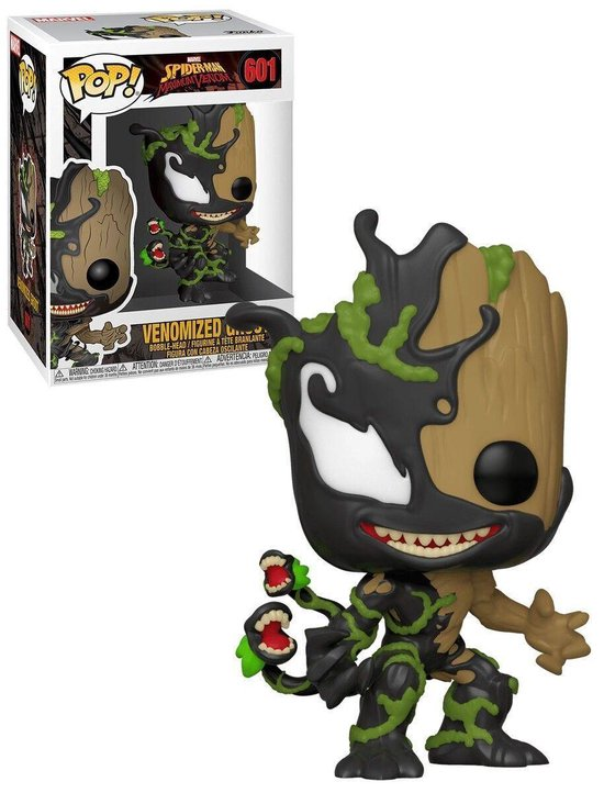 Afbeelding van Venomized Groot - Funko Pop! Marvel - Spider-Man Maximum Venom speelgoed