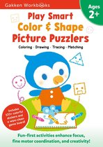 Play Smart Color & Shape Picture Puzzlers Age 2+, Volume 11