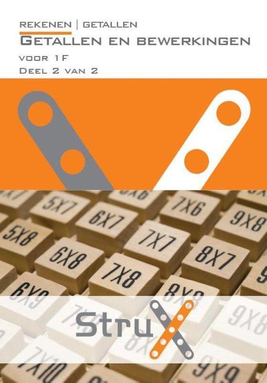 Rekenen Getallen en bewerkingen voor 1F; Deel 2 - Lisanne Martens |