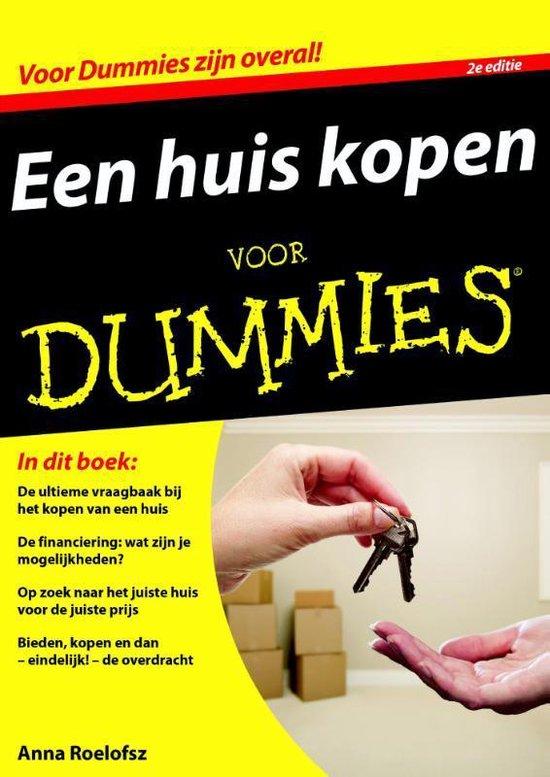 Een huis kopen voor Dummies 2e editie - Anna Roelofsz | Fthsonline.com