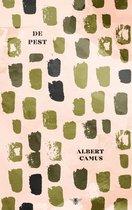 Boek cover De pest van Albert Camus (Onbekend)