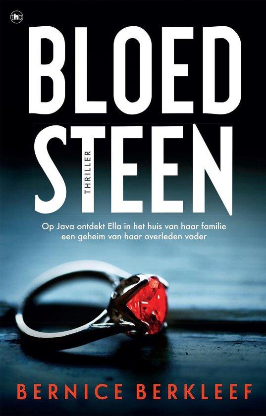 Bloedsteen - Bernice Berkleef |