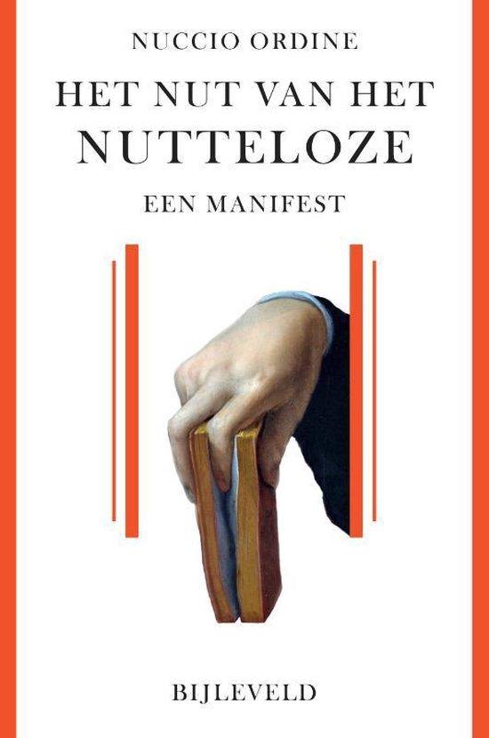 Het nut van het nutteloze - Nuccio Ordine | Fthsonline.com