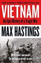 Boek cover Vietnam van Max Hastings