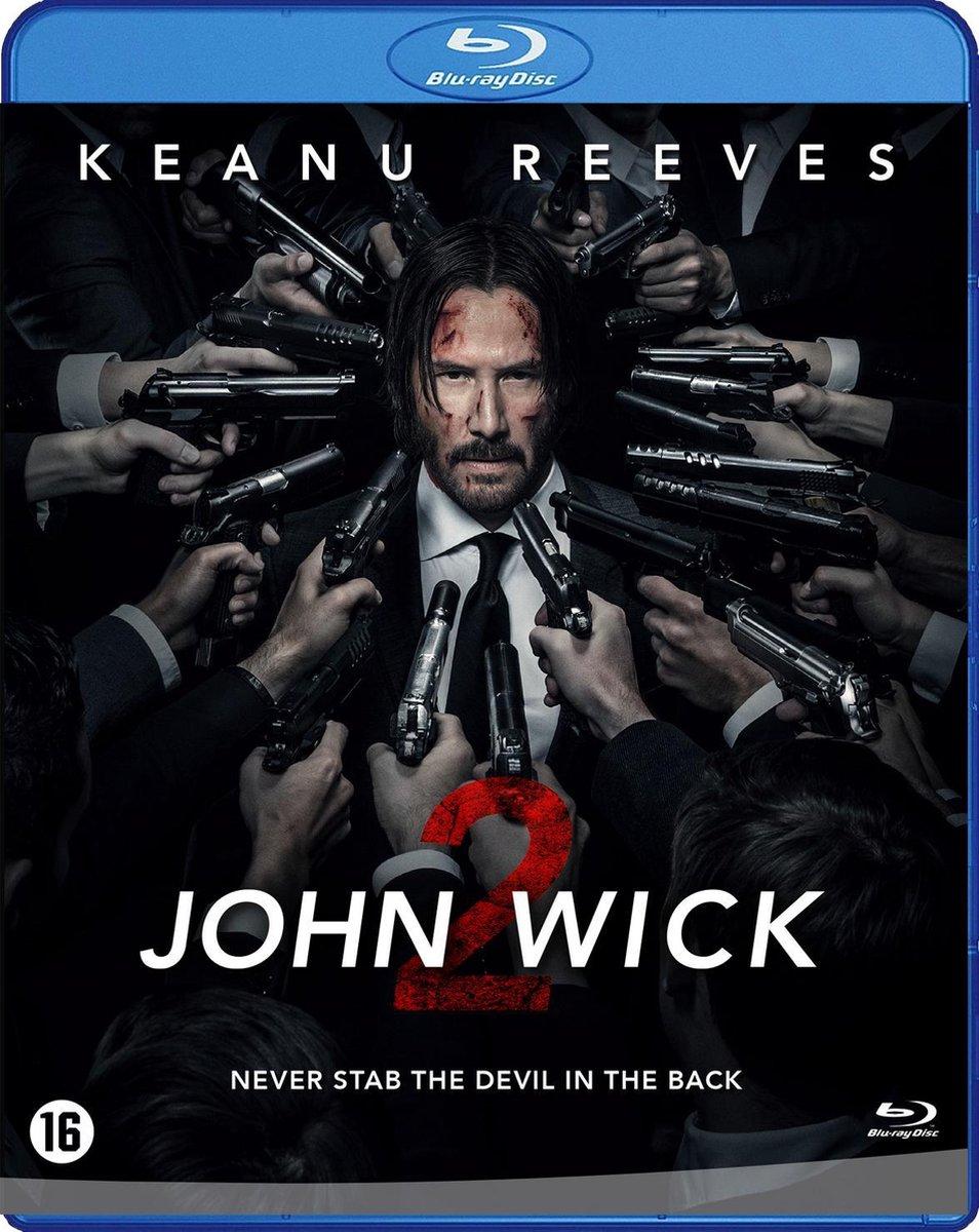 John Wick 2 (Blu-ray) - Movie