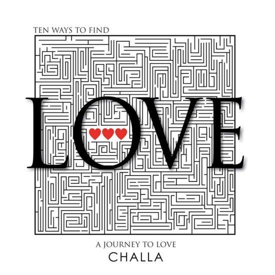 A-mazing art 1 - Find love - Berend-Jan Challa |