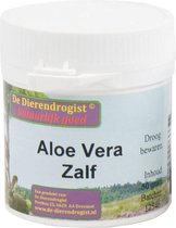 Dierendrogist Aloe Vera Zalf - 50 gr - Littekenzalf