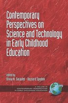 Omslag Contemporary Perspectives on Science and Technology in Early Childhood Education