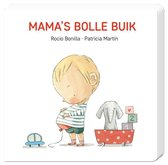 Boek cover Mama's bolle buik van Patricia Martin (Onbekend)