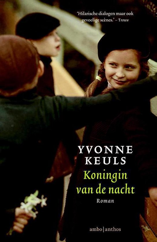 Koningin van de nacht - Yvonne Keuls |
