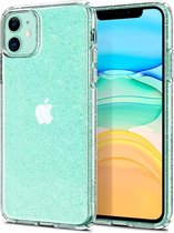 Spigen Liquid Crystal Glitter for iPhone 11 clear