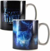 Harry Potter Patronus Heat Changing Mug 400ml