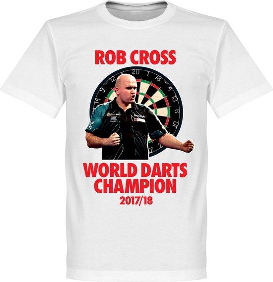 Rob Cross Darts Champions T-Shirt 2017 - XXXXL